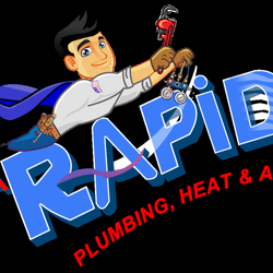 AA Rapid Plumbing HVAC company is irresponsible & cheap servicing.