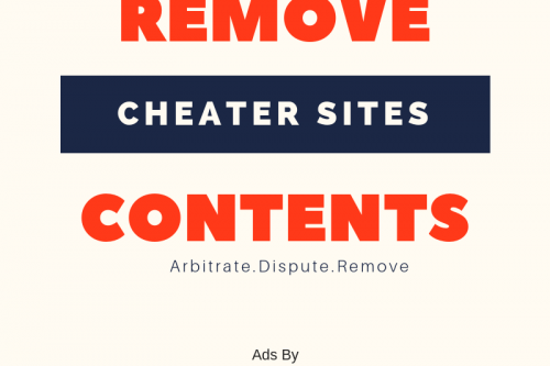 Repze Removes Content Within 24 hours from exposecheaters.online