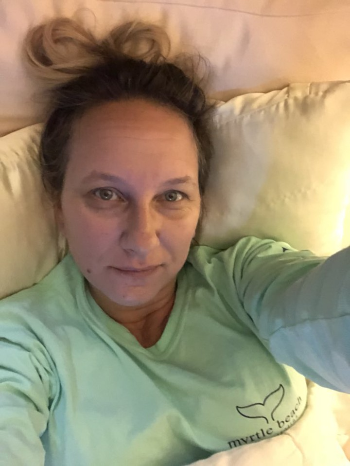 Jennifer calcagni Loves to sleep with married men