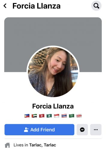 Forcia LLanza Gold Digger Wh0re Who Is A Big Time Floozy