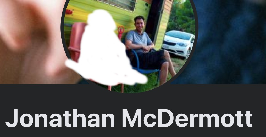 JONATHAN MCDERMOTT Bullied Me In Person And Online