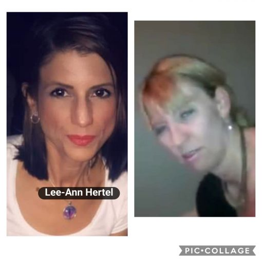 Lee-Ann Hertel And Christa Slater — The Illegal Social Services File Accessers