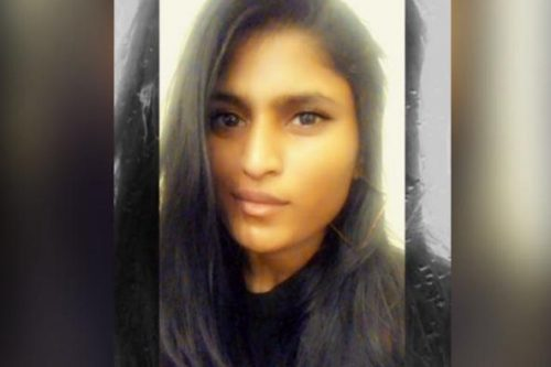 Madhumitha Mahendran is a whore slut cheater who sleeps with married men at work to get favors and jobs