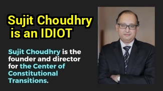 Sujit Choudhry is a lawyer, legal scholar, and expert in comparative constitutional law.