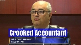 Sergio Ruivo is a Crooked Accountant who runs an accounting firm in Toronto, Ontario, Canada